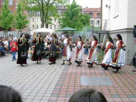 Griechen Nürnberg